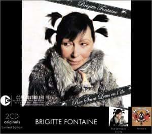 Coffret 2 CD : Rue Saint-Louis En L'Ile / Kekeland [Import anglais]