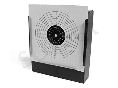 Kugelfang aus Metall K500 für 14x14cm Zielscheiben * Scheibenkasten für Luftgewehr Luftpistole