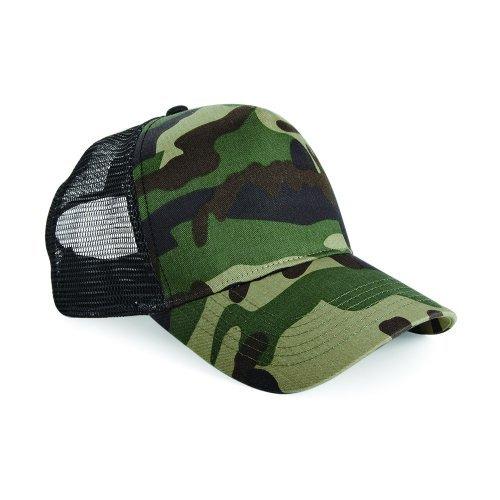 Beechfield - Casquette Camouflage rétro - Homme