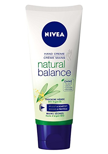 Nivea Natural Balance Hand Creme, 2er Pack (2 x 100 ml)