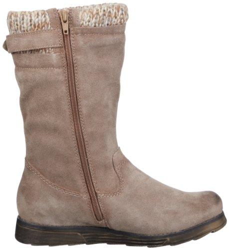 Jana Fashion 8-8-25444-29 Damen Klassische Stiefel Braun (PEPPER 324)