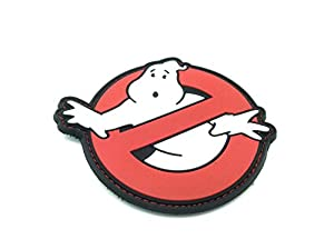 Ghostbusters Cosplay PVC Airsoft Morale Patch