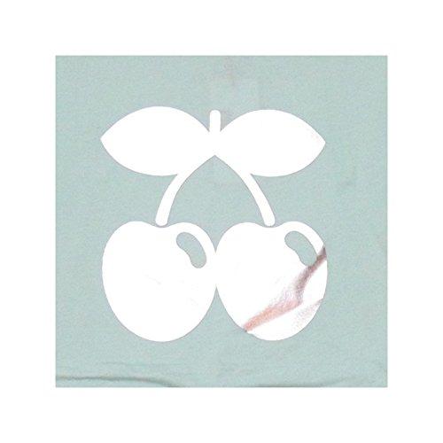 Pacha: Canotta Donna con Logo Ciliegia Metallizzati Luce Verde