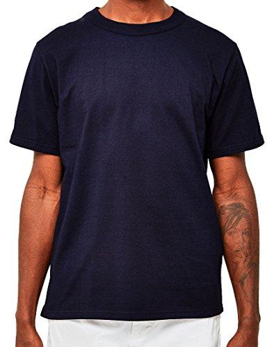 Armor Lux Herren T-Shirt blau blau Blau