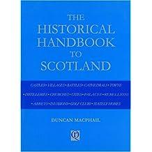 The Historical Handbook to Scotland