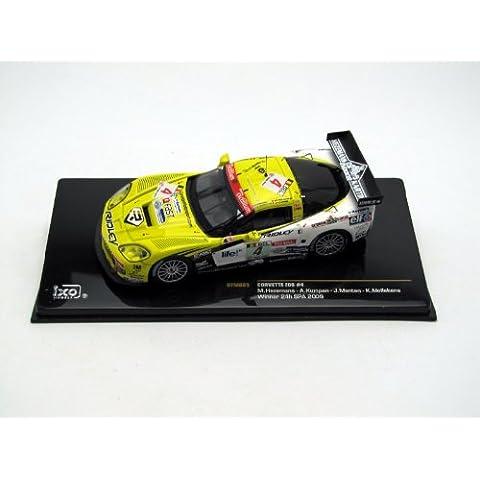 IXO 1/43 Corvette Z06 No4 Winner 24h SPA 2009 (japan import)