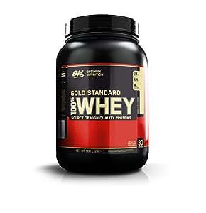Optimum Nutrition Whey Gold Standard Protein Vanille, 0,9 kg