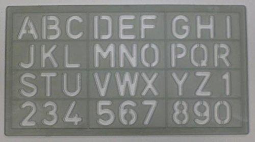 Normografo Wiler - N300/20 20 mm