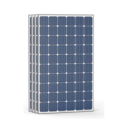 High efficiency photovoltaic 4 panels PANASONIC mod. VBHN240SJ25 538MF001 Solaris-panels