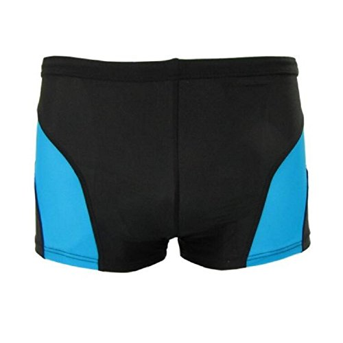 LJ&L Jungen und Teenage Swim Hosen Shorts, Bequeme Atem Stretch Stoffe, Wassersport Essentials A6