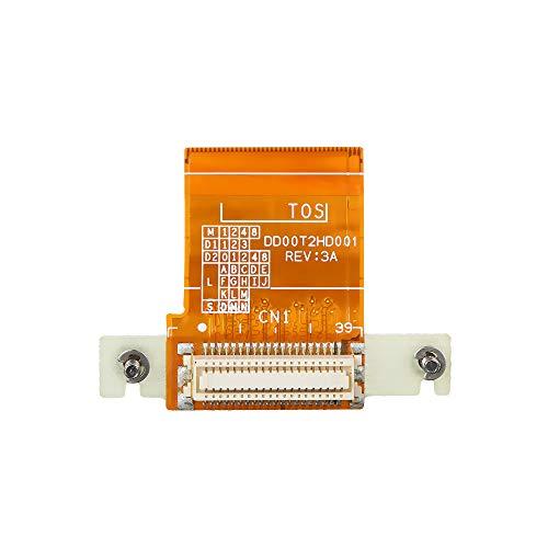 Festnight Câble de connecteur de Disque Dur pour Ordinateur Portable HDD ZIF pour HP Compaq NC2400 2510P DD00T2HD001 DD00T1HD116