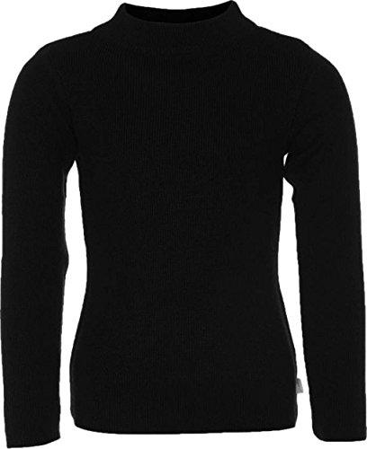 IN Love Kids/Baby Girl's/Girl's/Baby Boy's/Boy's Winter Wear Pure Wool Plain Sweater/Skivi