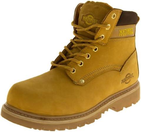 Footwear Studio - Calzado de protección de forro: fibra sintética para hombre