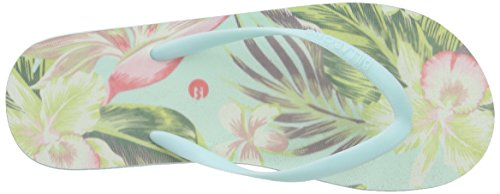 Billabong Esperanza, Tongs Femme Blanc (Skylight)