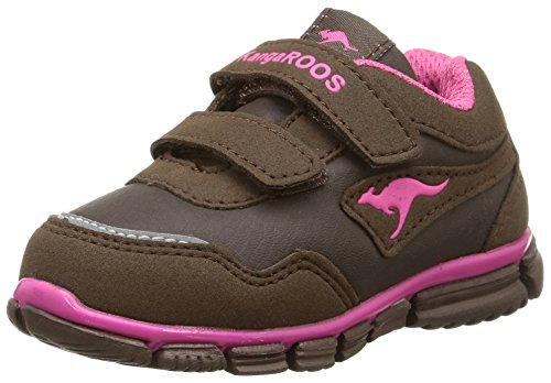 <span class='b_prefix'></span> Kangaroos Inlite 3003a, Baby Girls' First shoes - sneakers