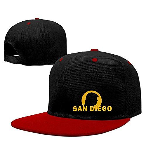 huseki-trump-san-diego-logo-unisex-fashion-baseball-adjustable-hip-pop-cap-cool-truck-hat-fitted-hat