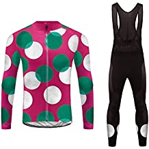 Uglyfrog #03 De Invierno Mantener caliente Hombre Manga Larga Maillot Ciclismo +Bib Pantalones Sets with Gel Pad Winter Style