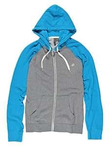 Element Vermont ZH Sweat-shirt zippé pour homme XS Bleu - Bleu