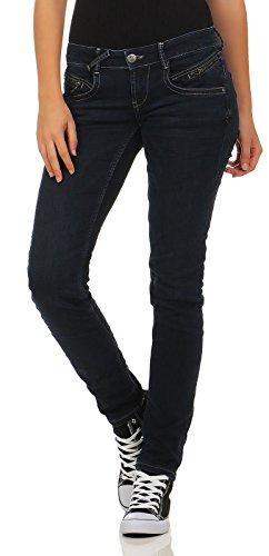M.O.D Damen Slim Leg Stretch Jeans Hose Maria