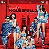 HOUSEFULL 3 (Bollywood Soundtrack CD) - India - 2016 - Akshay Kumar, Abishek Bachchan, Riteish Deshmukh, Jacqueline Fernández, Lisa Haydon, Nargis Fakhri, Boman Irani