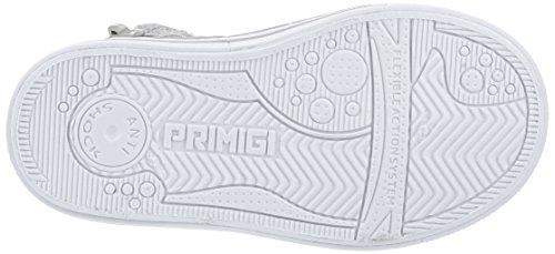 Primigi Baby Mädchen Pbu 7254 Lauflernschuhe Silber (Silver)