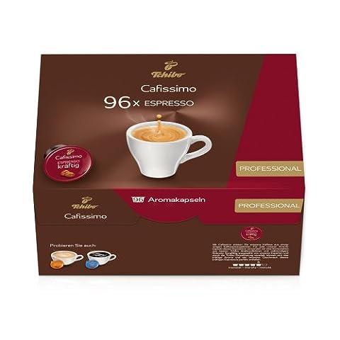 Tchibo Cafissimo 96er Kapseln Espresso kräftig, Vorrats Box