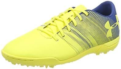 Under Armour Herren UA Spotlight TF 1289539-300 Sneaker, Mehrfarbig (Yellow 001), 44.5 EU