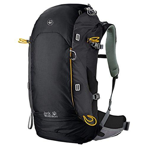 Jack Wolfskin - EDS Dynamic Pro 38 Trekkingrucksack Schwarz