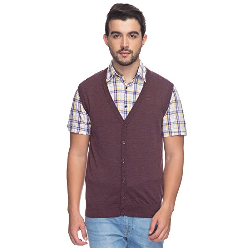 Raymond Purple Men's Sweater