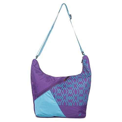 Fastrack Women's Sling Bag (Blue)  available at amazon for Rs.1195