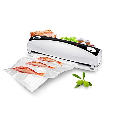 @wq sigillatrice sottovuoto one-touch confezionatrice automatica per l'estensione della freschezza del cibo, forte aspirazione confezionamento alimentare macchina