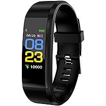 Más Vendido Reloj Deportivo Inteligente Pulsera Salud monitorización del Ritmo cardíaco rastreador de Fitness Impermeable Pulsera