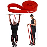 FITSY® Resistance Band for Pilates, Yoga & Fitness Workout (Heavy)