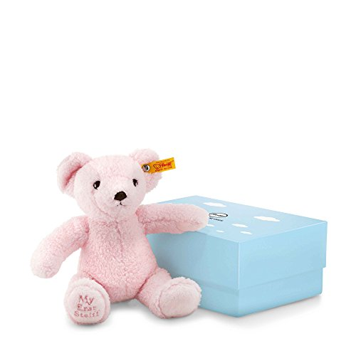 Steiff 241352 Teddybär My First, rosa