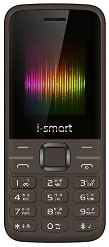 I-Smart-102(Coffee+Black)DualSim-Basic Mobile-Phone-(dualsim-mobile) offer