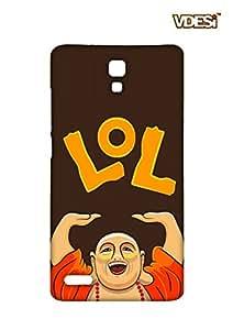 VDESI Designer Matte Back Cover For Xiaomi Redmi Note 4G -11540037