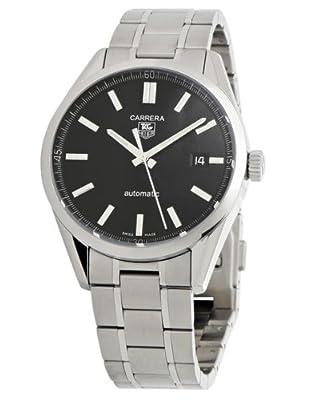 TAG Heuer WV211B.BA0787 - Reloj de pulsera hombre, color plateado