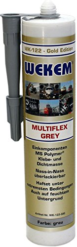 (WEKEM WK 122 Multiflex grey 290 ml)