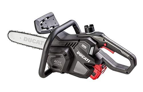 """Ducati DCS40-L - Motosierra batería de litio 40V barra 12"""""""
