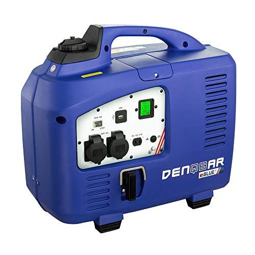 DENQBAR 2,5 kW Inverter Stromerzeuger Notstromaggregat Generator mit eBLUE® Technologie