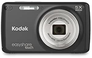 Kodak EasyShare Touch M577 Digital Still Camera - Black (14MP, 5x Optical Zoom) 3.0 inch HVGA Touchscreen