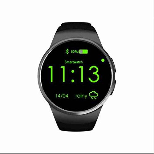GPS Navigation Design und einfach zu bedienen Smartwatch mit Wasserdichte Blutdruck Oxygen und Oximeter,Herz/Puls-Monitor und Fahrrad-Reiten Modus Musikplayer-funktion Smart Watch Uhr,Gute wasserdicht,Anti-Schweiß-und Anti-Staub-Leistung Smartwatches Armbandes,Intelligente Schlafanalyse Fitnessarmband Uhr