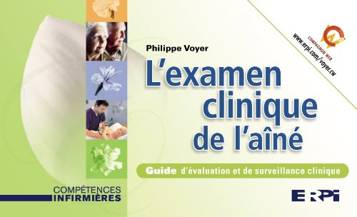 L'Examen clinique de l'aîné