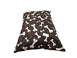 Trading Innovation Dog Bed Pet Supplies Large Extra XL Size Zip Cover With Inner Cushion Free P&P (Large (29