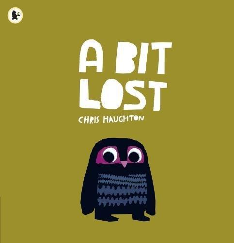 A Bit Lost por Chris Haughton