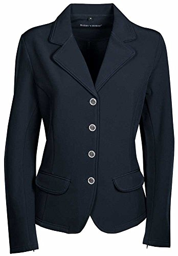Harry\'s Horse Damen Softshell Turnierjacket St.Tropez TT (navy, XS)