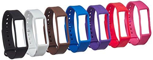 MyKronoz 813761021500'zefit3/zefit3hr Pack-7Bracelets-Classic Smart Watch Braccialetto di Ricambio