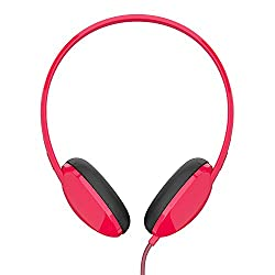 Skullcandy S2LHY-K570 Headset with Mic (Red/Black)