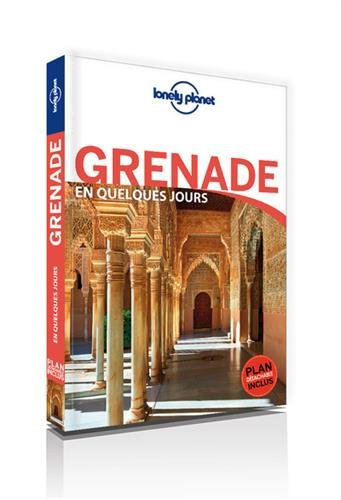 Descargar Libro Grenade En quelques jours - 1ed de Lonely PLANET