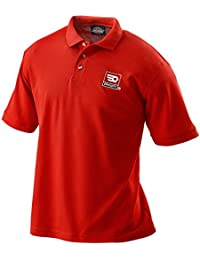 Facom SN.POLORED-M Polo en Polyester/Coton Taille M Rouge